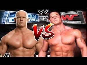 WWE Smackdown vs Raw Hardcore Holly vs Rene Dupree