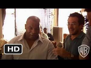 Behind the Scenes: Teaching Mike Tyson How to Punch Scene - The Hangover Movie (2009) - HD