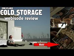 The Walking Dead COLD STORAGE webisode review