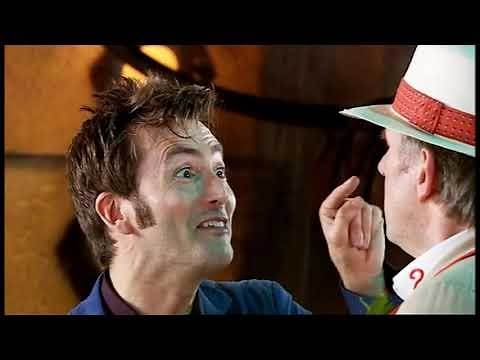 Yes You Are! You Are The Doctor - Time Crash 2007