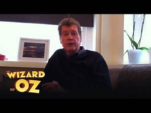 Interview with the Wizard: Michael Crawford (part 1) - London | The Wizard of Oz