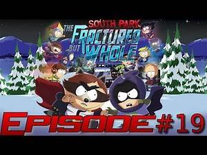 Jared Fogle As Uncle Bad Touch   South Park: The Fractured But Whole   Part 19