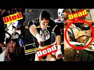 5 Wrestlers Who Died During Fight in The Ring