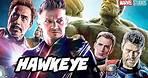 Why Marvel Revealed The New Hawkeye - Avengers Endgame Scene Marvel Phase 4 Easter Eggs