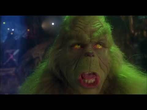 How The Grinch Stole Christmas (2000)- Cindy Lou Who Visits The Grinch-720p