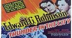 Thunder in the city (1937) Edward G. Robinson full length film