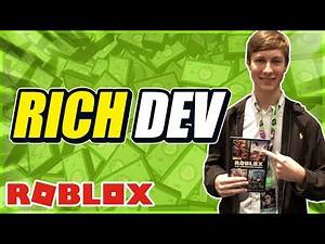 10 Roblox Game Developers That Are Rich!