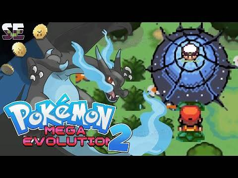 Pokemon Mega Evolution 2 - The 2nd Version of Mega Evolution comes back with 35 Features (VictiniD)