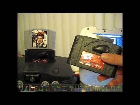 How to Fix a Broken N64 GameShark v3.2