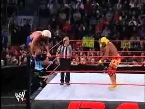 Hulk Hogan vs Ric Flair - WWE Championship (WWE Raw May 13,2002)