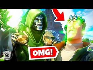 DO WHAT DOCTOR DOOM SAYS... or DIE! (Fortnite Simon Says)
