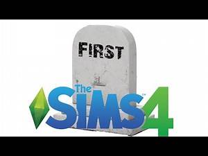 RIP   The Sims
