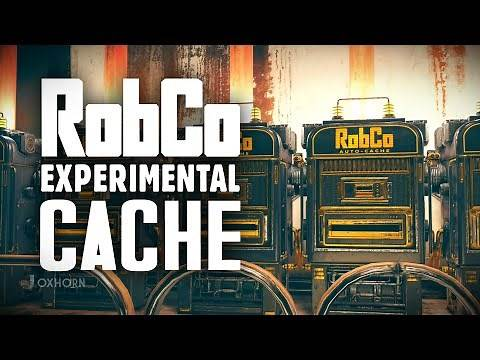 The RobCo Experimental Cache - Wastelanders Part 5 - Fallout 76 Lore