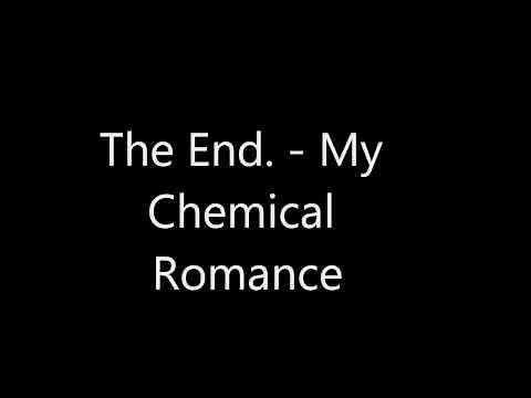 The End. - My Chemical Romance (LYRICS IN DESCRIPTION)
