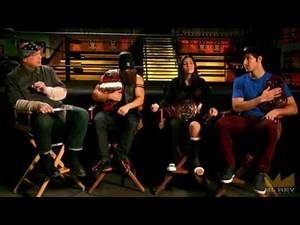 Vampiro interviews Lucha Underground Trios Champions