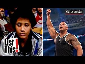 Las Superestrellas de niños en WWE: WWE List This!