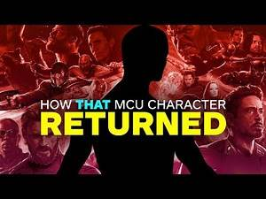 How THAT MCU Character Was Brought Back in Infinity War (SPOILERS!)