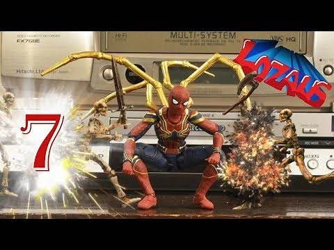 Spider Man Action Series episode 7