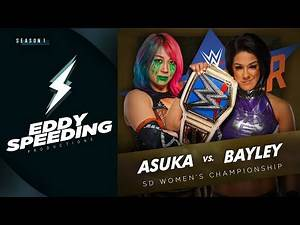 WWE SummerSlam 2020 Promo - Asuka vs. Bayley SmackDown Women´s Chsmpionship Match | EddySpeeding