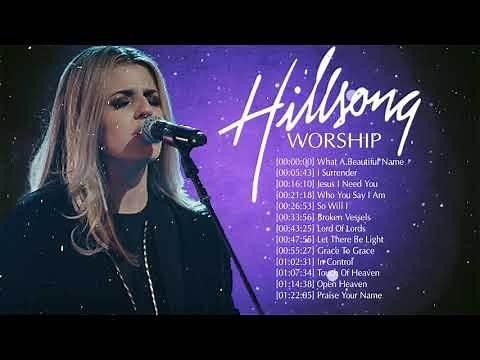 Most Popular Hillsong Worship, Hillsong United Prayer Songs - 2020 Famous Christian Songs