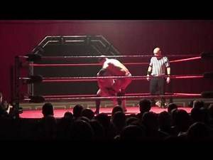 Jack Starz vs Eddie Ryan - 5 Star Real Wrestling Championship match (CSF)