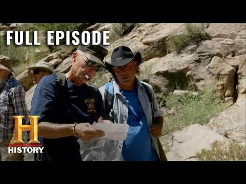 Legend of the Superstition Mountains: Secrets of the Lost Map (S1, E1) | Full Episode | History