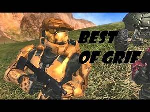 Red Vs Blue | The Best of Dexter Grif (Season 4)