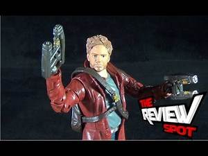 Toy Spot - Hasbro Marvel Legends Infinite Series Guardians of the Galaxy Star-Lord