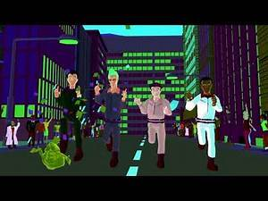 WIP - The Real Ghostbusters End Credits