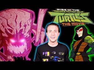 Rise of The TMNT: Netflix Movie | The Krang! Casey Jones & 5th Turtle Speculation