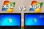 32 vs 64-Bit Speed Test