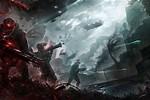 3D Sci-Fi Battles