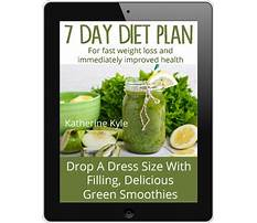 7 day smoothie diet recipes Video