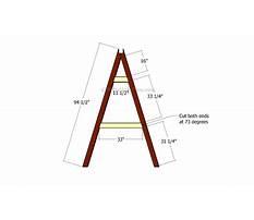 A frame swing set plans.aspx Video