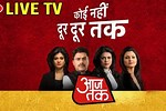 Aaj Tak Live TV Today