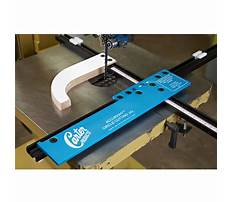 Accuright circle jig for bandsaw Video