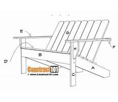 Adirondack bench plans.aspx Video