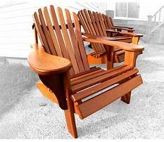 Adirondack chair plans instructables Video