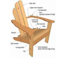 Adirondack chair plans norm abram Video