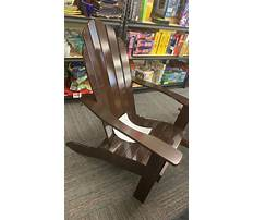 Adirondack chairs norfolk Video