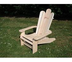 Adirondack chairs recycled materials.aspx Video