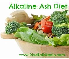 Alkaline ash diet foods Video