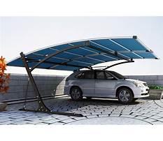 Aluminium carport design Video