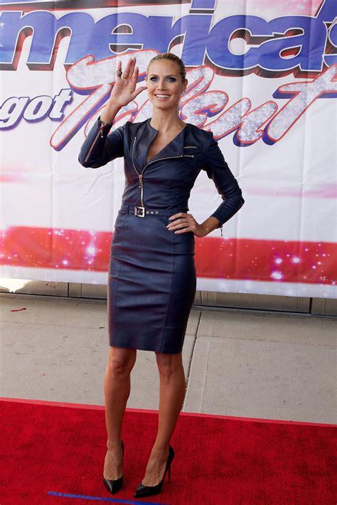 America Got Talent Judge Heidi Klum