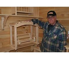 American doll wood furniture patterns Video