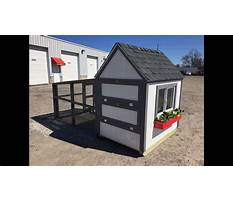 Amish chicken coop youtube Video