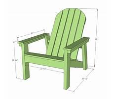 Ana white adirondack chair plans.aspx Video