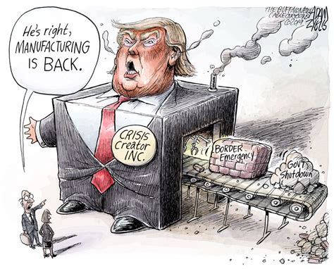 Animated Political Cartoons