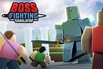 Anime Fighting Sim Boss Battles