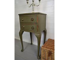 Annie sloan painted bedside tables Video